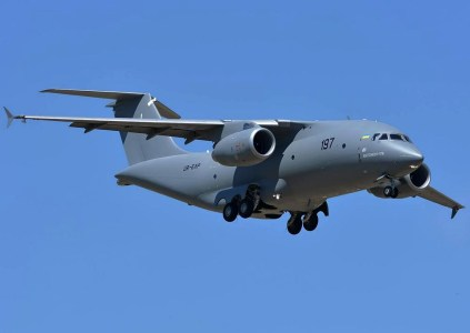 ГП «АНТОНОВ» подготовил видеопрезентацию самолета Ан−178 к международной выставке Фарнборо 2016