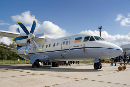 ГП «Антонов» отсудил у российского «Авиакор» почти $3 млн роялти за Ан-140