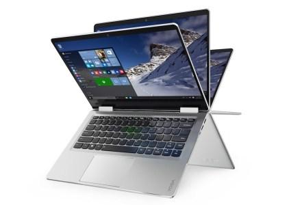 В Украине стартовали продажи ноутбука-трансформера Lenovo Yoga 710 по цене от 24999 грн