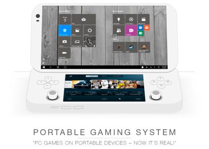 На выпуск портативной консоли PGS Labs с парой дисплеев, двумя ОС и поддержкой PC-игр уже собрано примерно $200 тыс. при первоначальной цели $100 тыс.