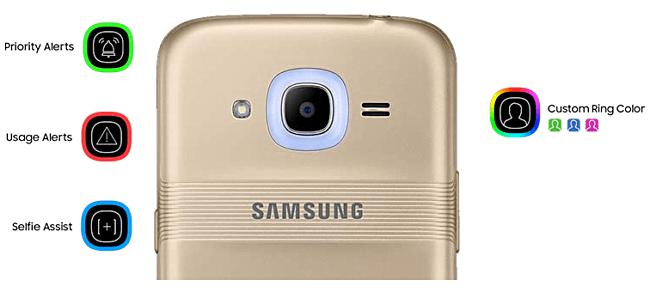 Смартфон Samsung Galaxy J2 (2016) с функцией Smart Glow поступит в продажу по цене $145