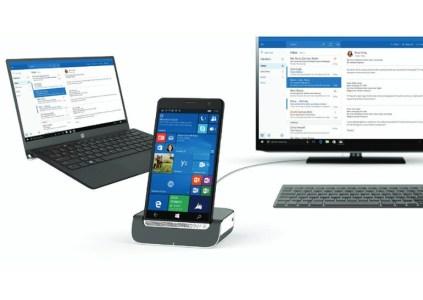 Многофункциональный Windows-смартфон HP Elite X3 начнут продавать 29 августа по цене $699
