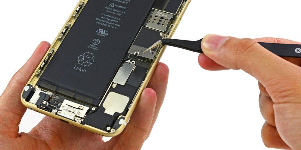 iphone 7 батарея емкость