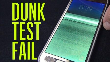 Смартфон Samsung Galaxy S7 Active провалил проверку Consumer Reports на водонепроницаемость
