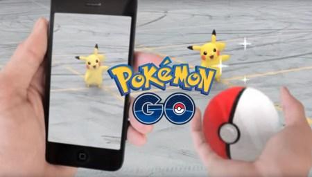 Состоялся релиз MMO-игры Pokemon Go с дополненной реальностью для iOS и Android