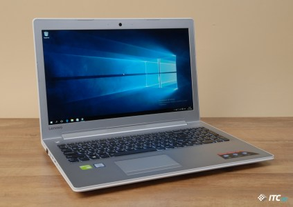 Обзор мультимедийного ноутбука Lenovo IdeaPad 510-15