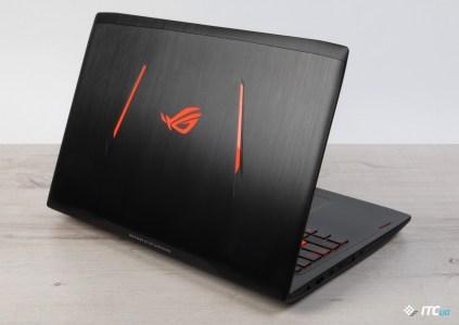 Обзор ASUS STRIX GL502V: новый мустанг в стаде игровых ноутбуков