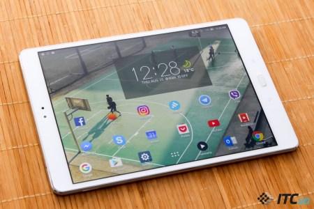Первый взгляд на планшет ASUS ZenPad 3S 10
