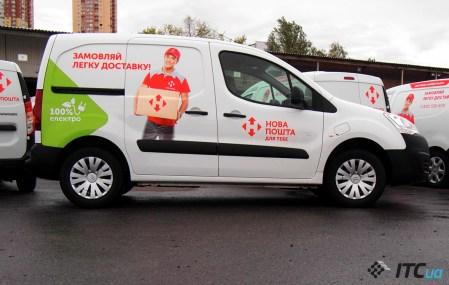 Citroen Berlingo Electric «Новой почты»: 100 км в день и окупаемость 5 лет