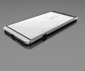 Первые изображения LG V20 дают возможность понять, как будет выглядеть этот смартфон
