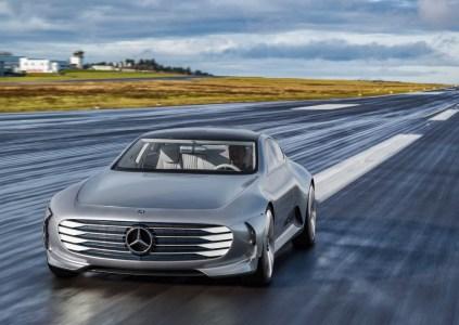 Mercedes-Benz запатентовал суббренд MEQ для собственных электромобилей, первым будет представлен седан EQS