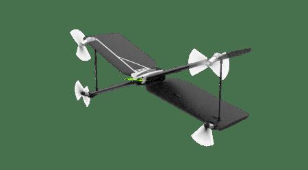 Представлены крошечные дроны Parrot Swing и Mambo