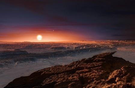 У ближайшей к Солнцу звезды Проксимы Центавра есть потенциально пригодная для жизни экзопланета Proxima b