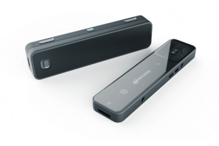 Intel показала микро-ПК Euclid с камерой RealSense, нацеленный на роботов