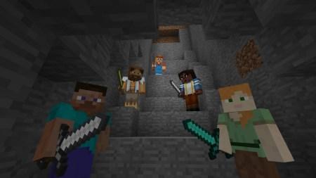 В игре Minecraft наконец-то появилась поддержка VR-гарнитуры Oculus Rift