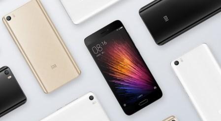 В базе AnTuTu замечен смартфон Xiaomi Mi 5s с SoC Snapdragon 821