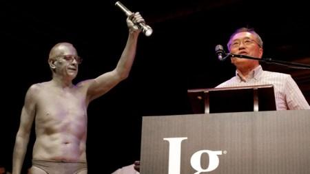 Штанишки для крыс, человек-козел и Volkswagen: в Гарварде вручили Шнобелевскую премию за 2016 год