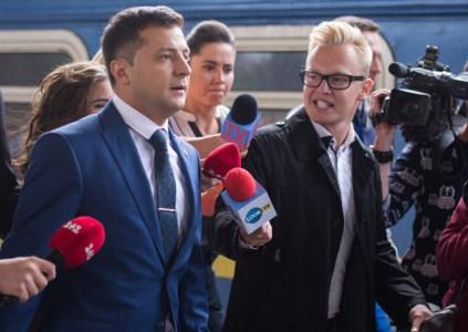 Netflix купил украинский сериал «Слуга народа»