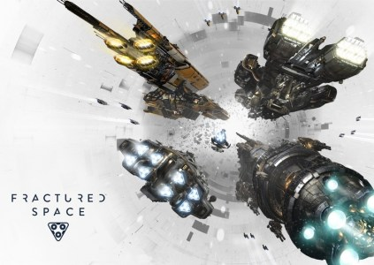 Fractured Space: битвы титанов
