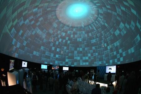 На ВДНХ строят научно-развлекательный комплекс со сферическим кинотеатром, открытие уже в следующем месяце