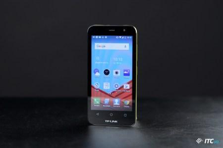 Обзор бюджетного смартфона TP-Link Neffos Y5L