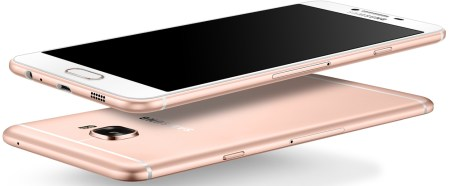 Шестидюймовый смартфон Samsung Galaxy C9 с 6 ГБ ОЗУ засветился в тестовом пакете Geekbench