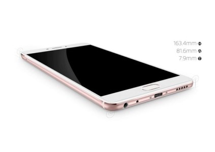 Шестидюймовый смартфон Meizu M3 Max стоимостью $255 получил SoC Helio P10 и аккумулятор емкостью 4100 мА•ч