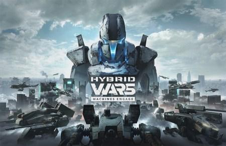 Стартовали продажи футуристического шутера Hybrid Wars, оформленного в духе консольных игр 90-х