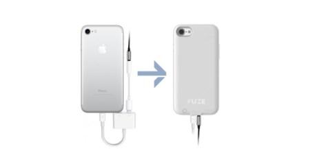 Чехол-батарея Fuze вернет смартфонам iPhone 7 и iPhone 7 Plus разъем 3,5 мм