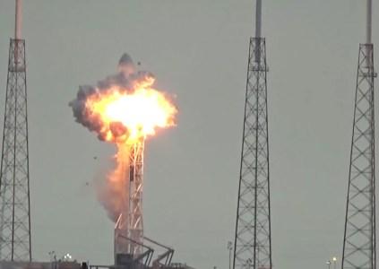 SpaceX не исключает, что взрыв ракеты Falcon 9 может быть диверсией со стороны ULA