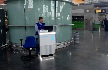 Сдать Galaxy Note7 теперь можно и в аэропорту «Борисполь»