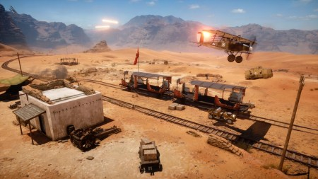 Продвинутый режим наблюдателя в Battlefield 1 позволит игрокам снимать по-настоящему кинематографичные ролики