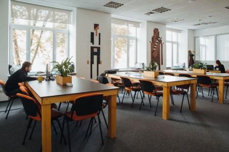 DataHub открыл коворкинг на Крещатике, который стал третьим центром в киевской сети компании