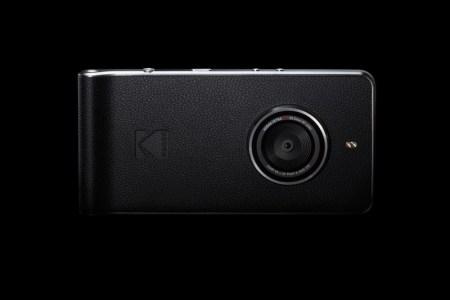Камерофон Kodak Ektra ориентирован на энтузиастов фотографии