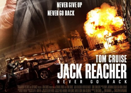 Jack Reacher: Never Go Back / «Джек Ричер: не отступай»