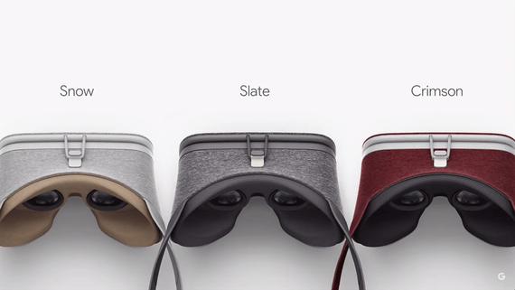 Google анонсировала платформу виртуальной реальности Daydream View