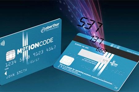 Появились банковские карты с дисплеем и CVV кодом, меняющимся каждый час