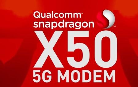 Snapdragon X50 — первый 5G модем отQualcomm со скоростью передачи до 5 Гб/с