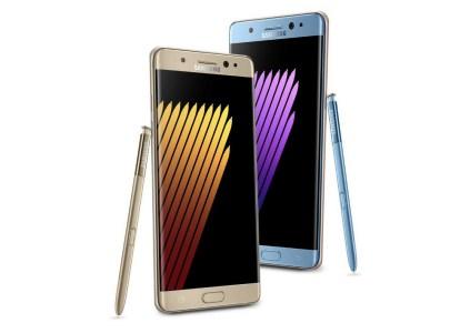 Компания Samsung Украина предлагает вернуть деньги за купленный Galaxy Note7 или обменять его на Galaxy S7 edge и сертификат на 2000 грн