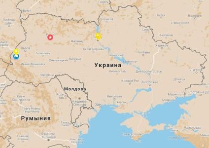 МОЗ создало интерактивную карту посещений медицинских учреждений Украины