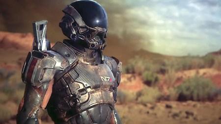 Стала известна вероятная дата выхода Mass Effect Andromeda