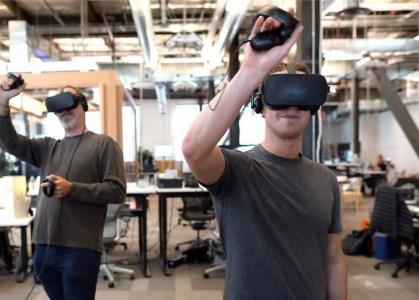 3D-аватары, качественная виртуальная реальность на дешевых ПК, новые VR-игры, автономная гарнитура и другие анонсы конференции Oculus Connect 3