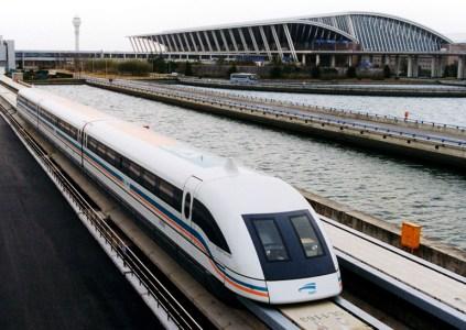 В Китае создают самый быстрый маглев, способный развивать скорость свыше 600 км/ч