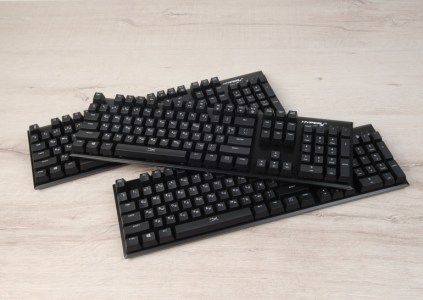 Cherry MX Blue, Brown и Red — чем отличаются переключатели механических клавиш