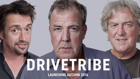 Экс-ведущие Top Gear наконец запустили свою социальную сеть для автомобилистов DriveTribe