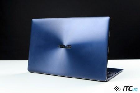 Обзор 12,5-дюймового ноутбука ASUS Zenbook 3 UX390