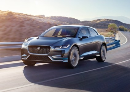 Представлен концепт электрокроссовера Jaguar I-Pace, его серийная версия выйдет на рынок уже в 2017 году