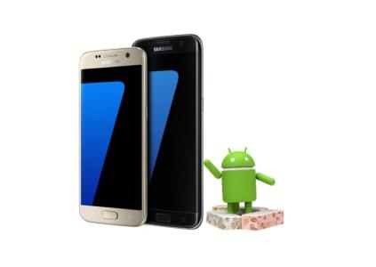 Samsung анонсировала программу Android 7.0 Galaxy Beta Program для владельцев Galaxy S7 и S7 edge