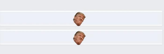 Создан плагин для Chrome, блокирующий сообщения о Трампе в Facebook