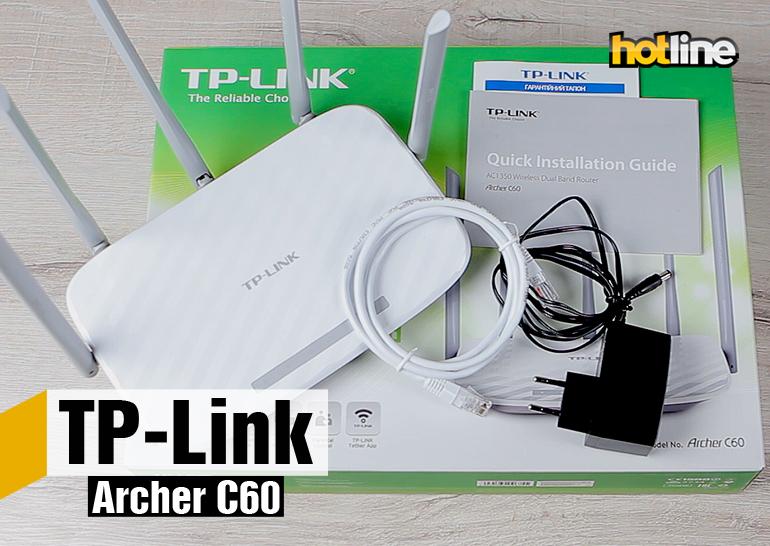 Видеообзор <b>TP</b>-<b>Link Archer</b> C60 - ITC.ua